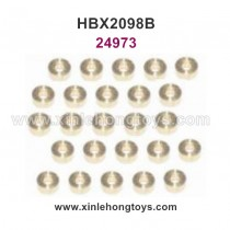 HaiBoXing HBX 2098B Parts Brass Bushes, Ball Bearings 24973