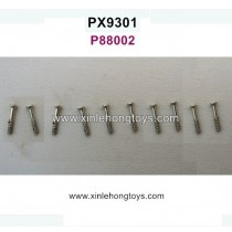Pxtoys 9301 Parts 1.8X12 Round Head Screw P88002