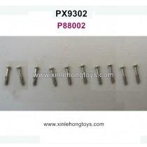 Pxtoys 9302 Parts 1.8X12 Round Head Screw P88002