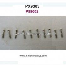 Pxtoys 9303 Parts 1.8X12 Round Head Screw P88002