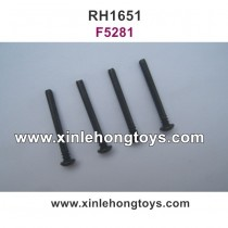 REMO HOBBY 1651 Parts Screws F5281