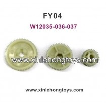 Feiyue FY04 Parts Drive Gear, Transmission Gears W12035-036-037