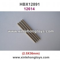 HBX 12891 Parts Lower Suspension Pins 12614