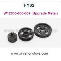 Feiyue FY02 Upgrade Metal Drive Gear W12035-036-037