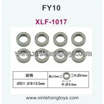 FeiYue FY10 Parts Bearing 8X12X3.5 XLF-1017