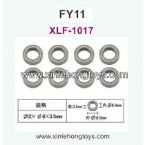 FeiYue FY11 Parts Bearing 8X12X3.5 XLF-1017