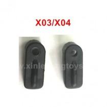XLF X03 X04 Spare Parts Lockpin C12030