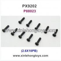 PXtoys 9202 Parts Screw P88023 2.6X10PB
