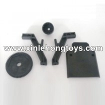 HBX T6 Parts Spur Gear+Diff. Housing TS044