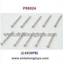 ENOZE Off Road Parts Screw P88024 2.6X30PB