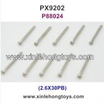 PXtoys 9202 Parts Screw P88024 2.6X30PB