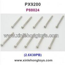 PXtoys 9200 Parts Screw P88024 2.6X30PB