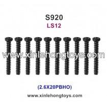GPToys Judge S920 Parts Screw LS12