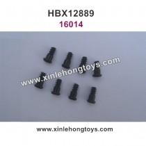 HBX 12889 Parts Steering Hub Step Screws 16014