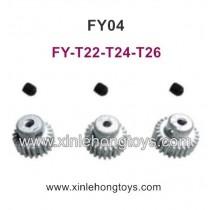 Feiyue FY04 Parts Motor Gear Set FY-T22-T24-T26