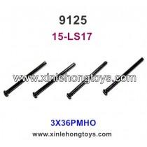 XinleHong Toys 9125 Parts Screw 15-LS17