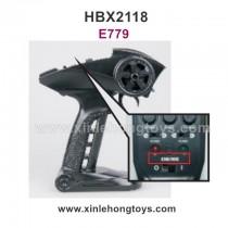 HaiBoXing HBX 2118 Parts Transmitter E779