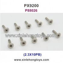 PXtoys 9200 Parts Screw P88026 2.3X10PB