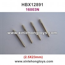 HBX DUNE THUNDER 12891 Parts Front Rear Wheel Pins 16003N