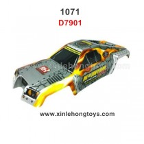 REMO HOBBY 1071 Parts Car Shell, Body Shell D7901