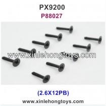 PXtoys 9200 Parts Screw P88027 2.6X12PB
