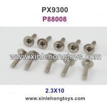 Pxtoys Sandy Land 9300 Parts 2.3X10 Cup Head Screw P88008