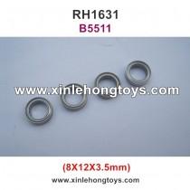 REMO HOBBY 1631 Parts Bearings B5511