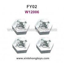 Feiyue FY02 Parts Hexagon Set W12006