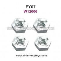 Feiyue FY07 Desert-7 Parts Hexagon Set W12006