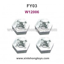 Feiyue FY03h Parts Hexagon Set W12006
