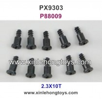 Pxtoys 9303 Parts 2.3X10T Step Screw P88009