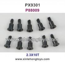 Pxtoys 9301 Parts 2.3X10T Step Screw P88009