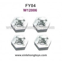 Feiyue FY04 Parts Hexagon Set W12006
