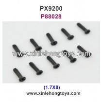 PXtoys 9202 Parts Screw P88028 1.7X8PB
