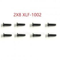 X03 X04 Parts Screw 2X8 PB XLF-1002