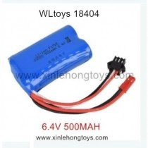 WLtoys 18404 Battery 6.4V 500MAH