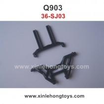 XinleHong Toys Q903 Parts Car Shell Bracket SJ03