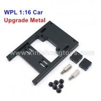 WPL B-1 B-16 Upgrade Parts Metal Rudder Warehouse