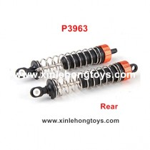 REMO HOBBY 8036 Parts Rear Shock Assembly P3963