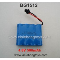 Subotech BG1512 Battery 4.8V 500mAh