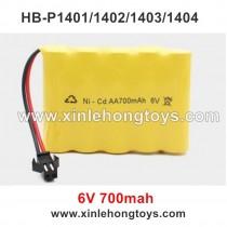 HB-P1401 Battery 6V 700mAh