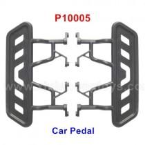 HG-P401 HG-P402 Parts Car Pedal P10005