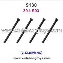 XinleHong Toys 9130 RC Truck Parts Screw 30-LS03