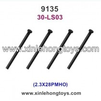 XinleHong Toys 9135 Parts Screw 30-LS03