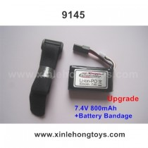 XinleHong 9145 Upgrade Battery