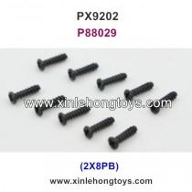 PXtoys 9202 Parts Screw P88029 2X8PB