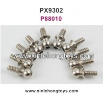 Pxtoys Speed Pioneer 9302 Parts Ball Head Screw P88010