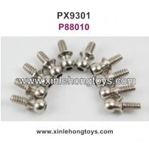 Pxtoys 9301 Parts 4.5 Ball Head Screw P88010