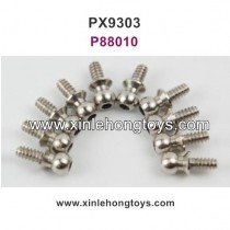 Pxtoys 9303 Parts 4.5 Ball Head Screw P88010