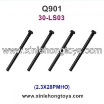 XinleHong Toys Q901 Spare Parts Screw 30-LS03